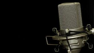 Annette Grady microphone
