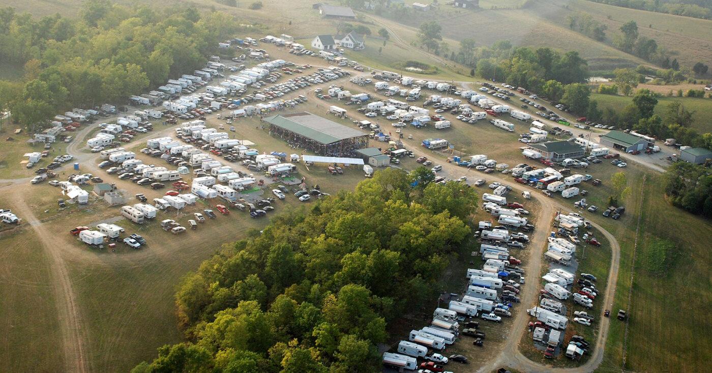 bluegrass music festivals