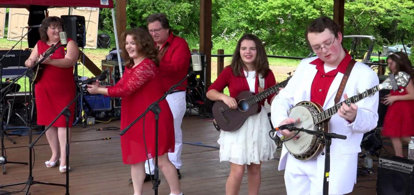 Shady Grove by Williamson Branch, family harmony